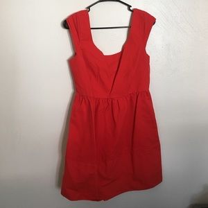 Red Dress from American Eagle Outfitters