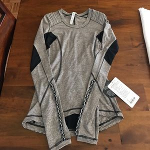 Lululemon start runner long sleeve