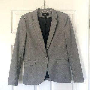 NWOT H&M Gray Blazer