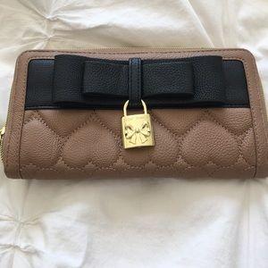 Betsy Johnson wallet wristlet