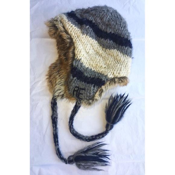 ce88c603d AE Fur Winter Ski Hat