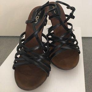 ALDO - Veller - Size 5, Black