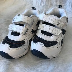 Stride Rite 6XW boys leather washable shoes