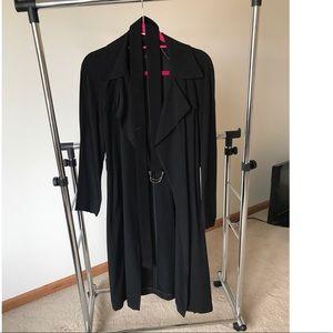 Zara trench coat.