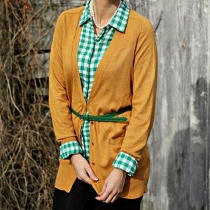 GAP Green Gingham Shirt