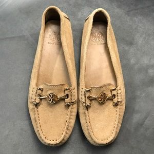 Tory Burch Daria Driver Loafers / Driving Flats