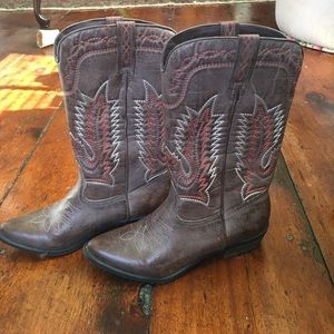Rancho Cowboy boots