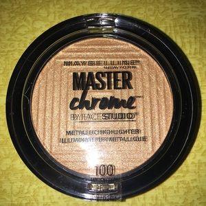 Maybelline Masterchrome Highlighter