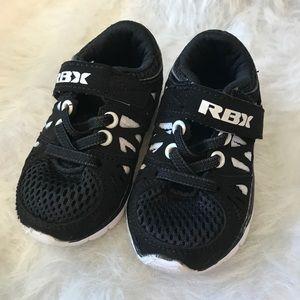 RBX Sammy sneakers toddler sz 6