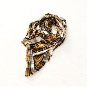 Blanket scarf