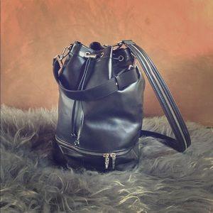 Zara • Drawstring • Large Knapsack