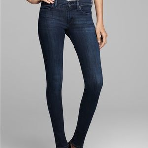 COH Avedon Skinny Low Rise Dark Wash Jeans