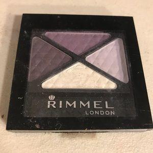 Rimmel London glam'eyes quad eyeshadow
