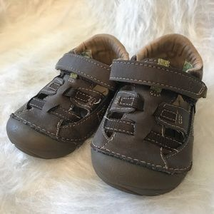 Stride Rite leather shoes toddler 6XW