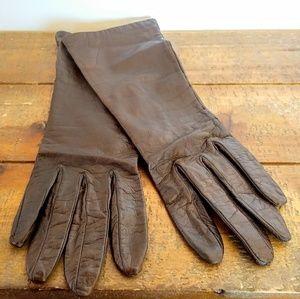 VTG Chevreal Garanti Soft Leather Gloves