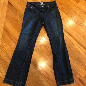 Woman's Gap Jeans- Size 4