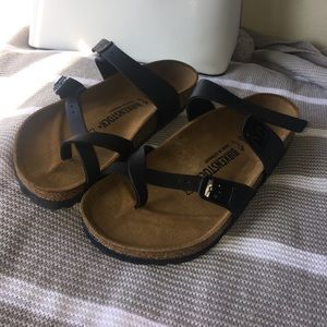 Black Mayari Birkenstocks