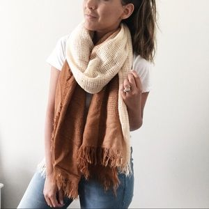 Urban Outfitters Chunky Scarf