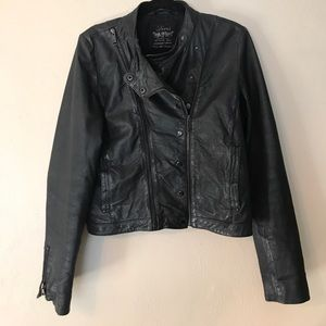 Levi's Original Genuine Leather Moto Jacket