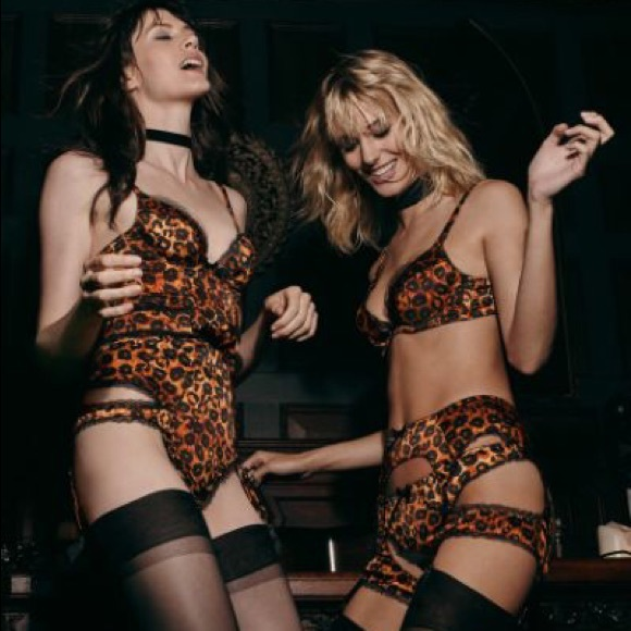 c4b1f2ff211 Agent Provocateur Other - Agent Provocateur Felinda Suspender and Thong