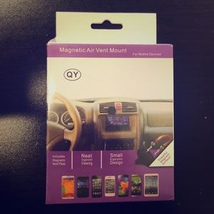 Other - Brand new Universal air vent magnetic phone mount