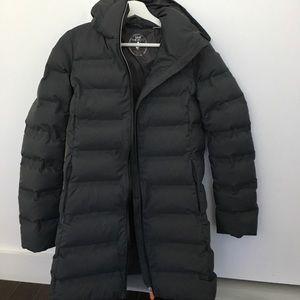 Save the Duck Women's Long Puffer Winter Coat