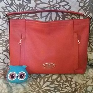 COACH CORAL SCOUT HOBO 34312
