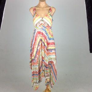 Pretty Colorful American Rag Dress 👗