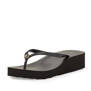 Tory Burch Flip flip wedge