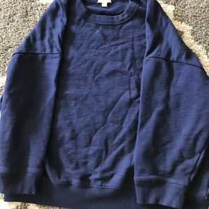 Gap navy sweatshirt