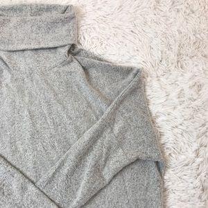 Windsor High/Low Tunic Sweater