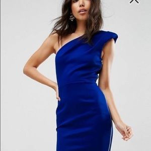 Midi dress by ASOS Collection