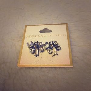 Adrienne Vittadini earrings *NEW*