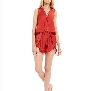 Jetset Diaries New With Tags Romper