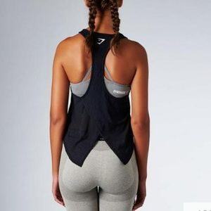 Gymshark Aura Vest size XS