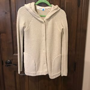 Sparrow brand from Anthropologie cardigan