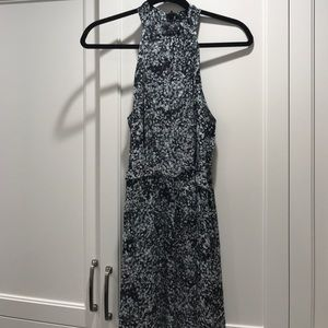 Parker Floor Length Dress Size Medium
