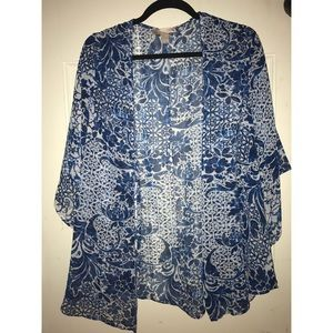 Kimono - Cover Up - Cardigan