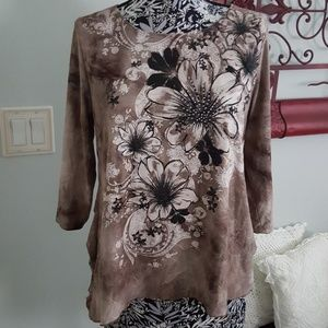 Women's Shannon Ford top
