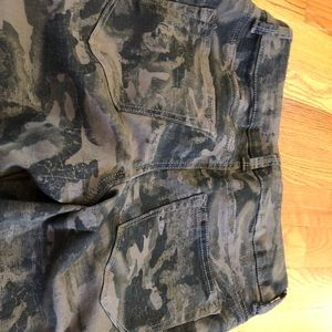 1fdaa5b69e8b3 Maurices Pants | Denim Flex Jegging In Olive Green Camo | Poshmark