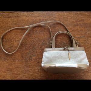 Etienne Aigner Handbag small tan
