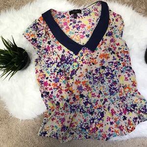 Jessica Simpson blouse size large