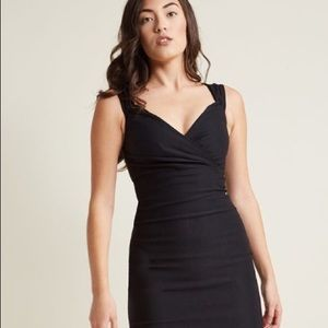 """Modcloth """"Lady Love Song"""" dress in black"""