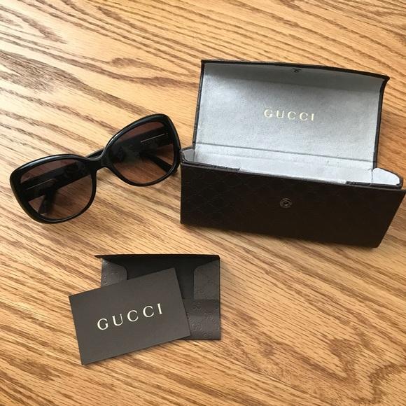 e6e1912b8d7 Gucci Accessories - Authentic Gucci 3644 N S Sunglasses