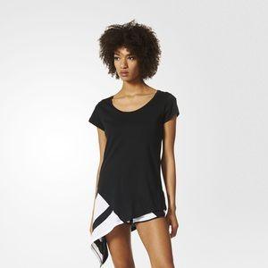 Adidas EQT asymmetrical top medium