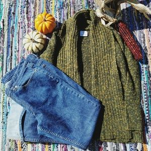 Urban Outfitters Pins & Needles Wool Cardigan