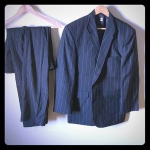 Other - Pinstripe Tux Jacket and Pants