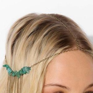 Urban Outfitters Good & Turquoise Headpiece