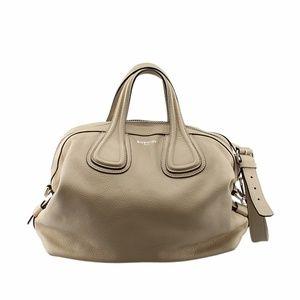 Givenchy Nightingale Leather Satchel 135820