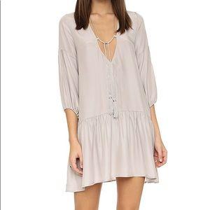 New For Love & Lemons Monterey Peplum Dress M